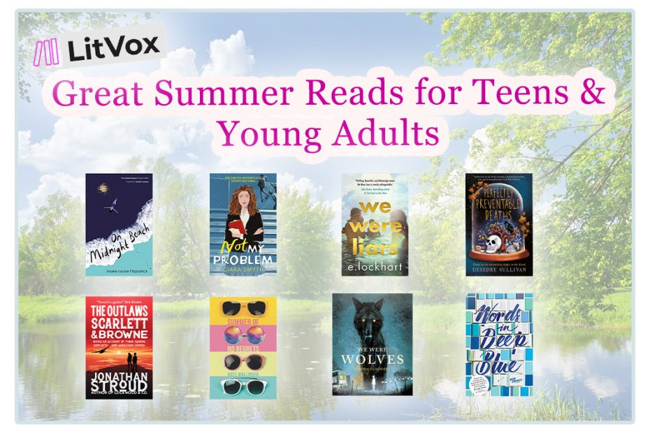 Great Summer Reads for Teens & Young Adults