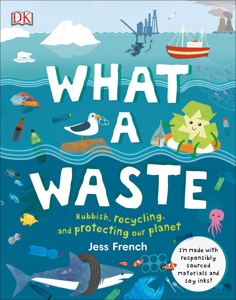 Talking to Kids About Climate Change with Oisín McGann - What a Waste