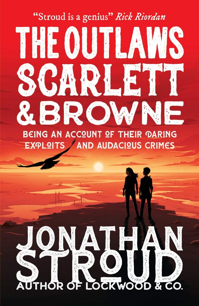 Great Summer Reads for Teens & Young Adults - The Outlaws Scarlett and Browne