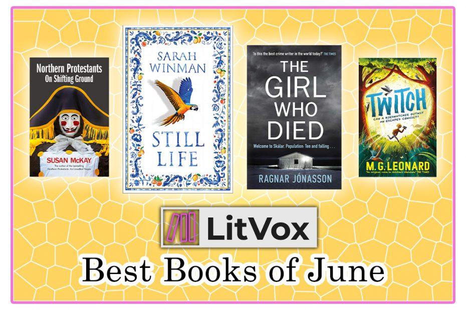 Best Books For June 2021