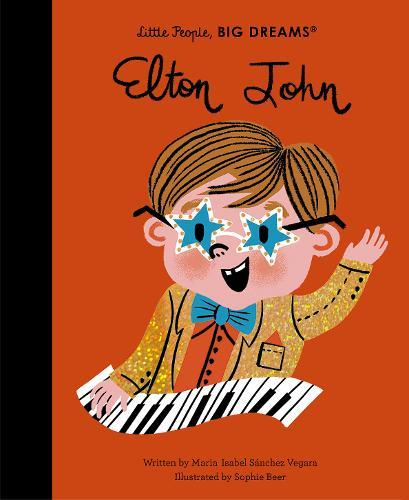Elton John: Little People, Big Dreams