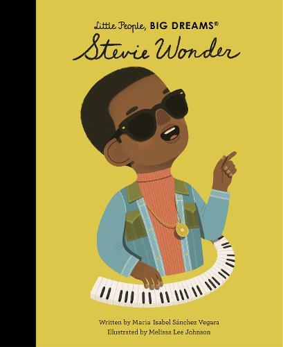 Stevie Wonder: Little People, Big Dreams
