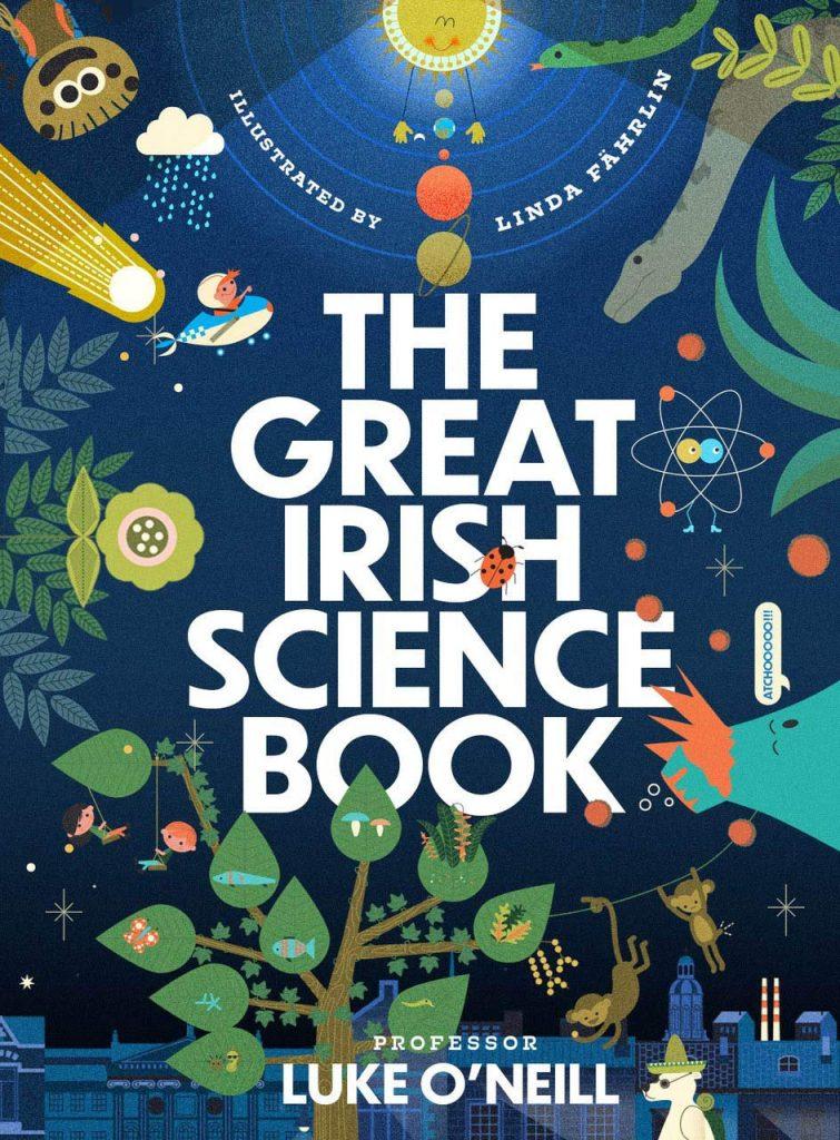 The Great Irish Science Book Panel