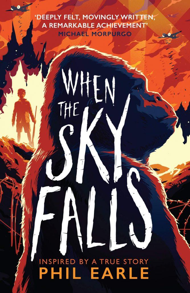 Brilliant New Children's Books for Summer 2021 - When the Sky Falls