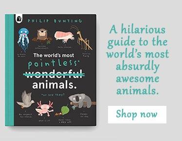 Children's Hobbies and Interests - Pointless Animals