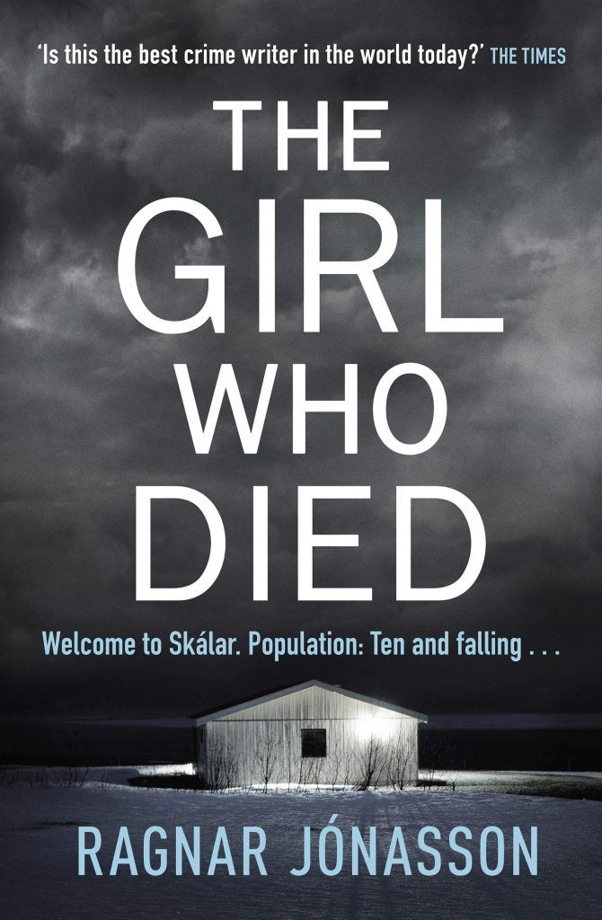 Best Books For June 2021 - The Girl Who Died