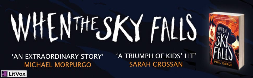 Children's Fiction, Ages 9-12 - When The Sky Falls Banner