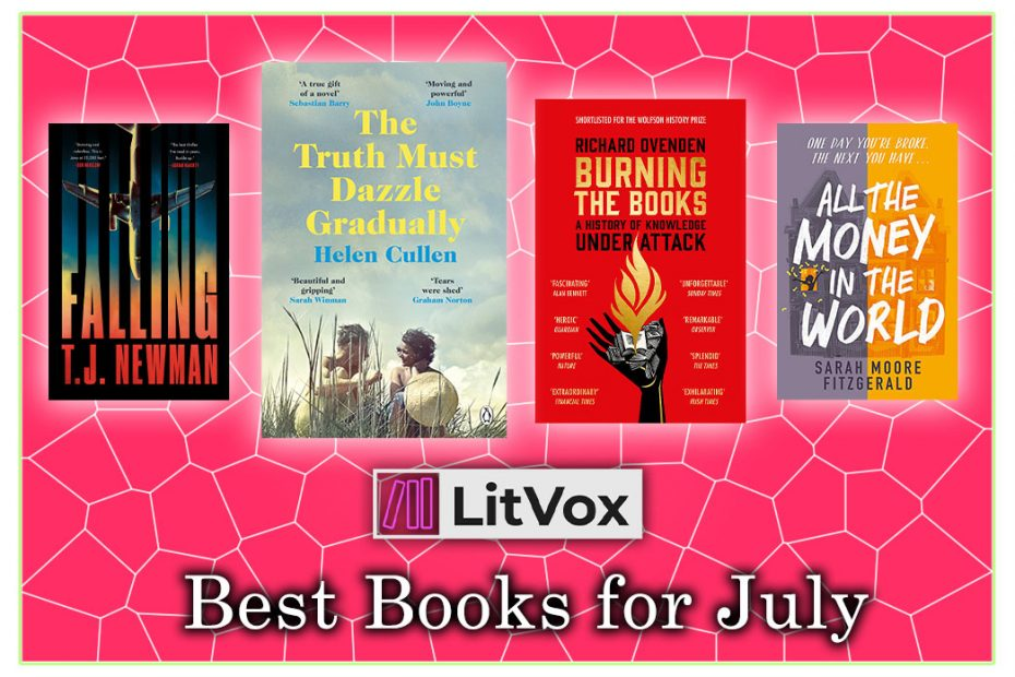 Best Books For July 2021