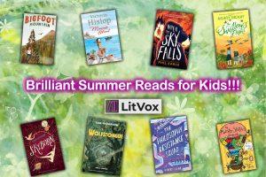 Brilliant New Children's Books for Summer 2021