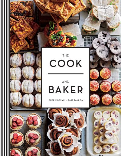 Cookery Books - The Cook and the Baker