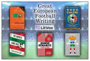 Great European Football Books