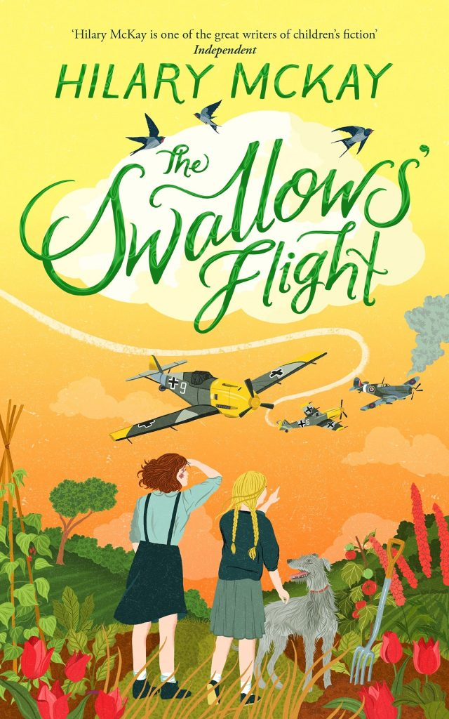 Brilliant New Children's Books for Summer 2021 - The Swallows' Flight by Hilary McKay