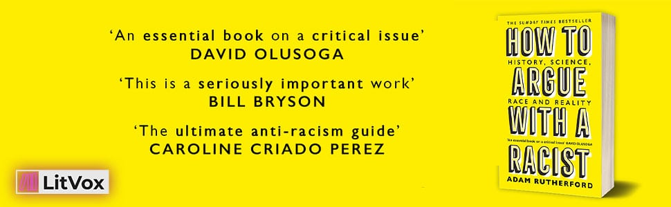 Politics and Society Books - How to Argue with A Racist Banner