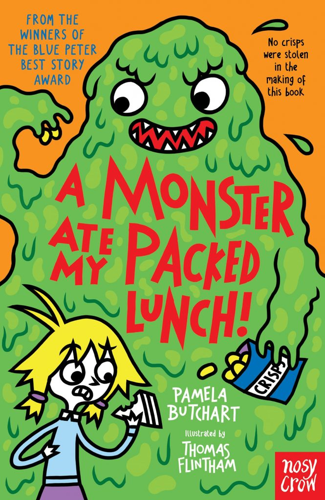 A Monster Ate my Packed Lunch
