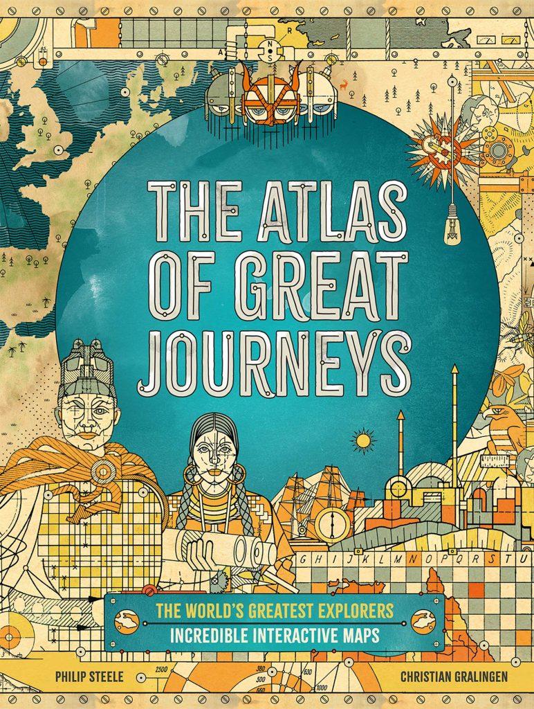 The Atlas of Great Journeys
