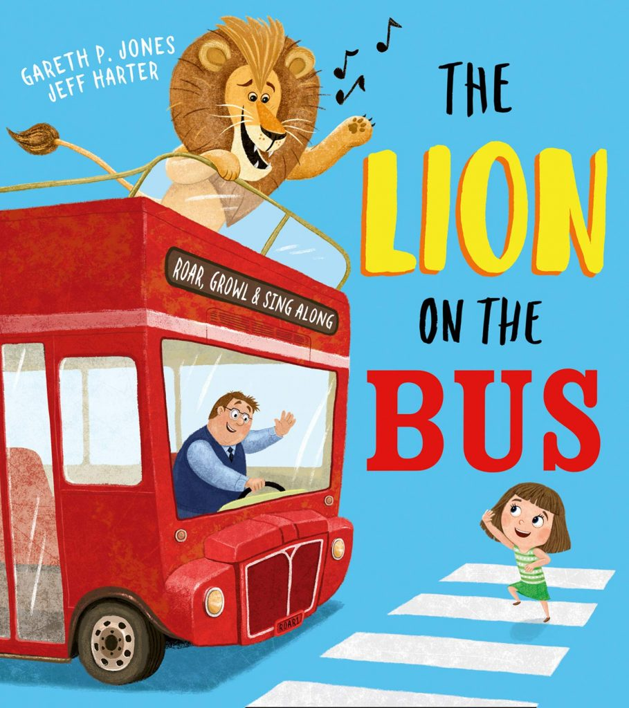 The Lion on the Bus