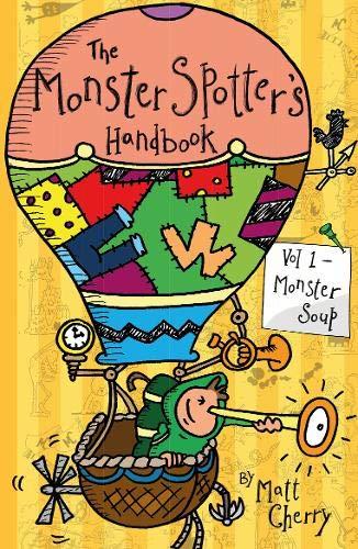 Brilliant New Children's Books for Summer 2021 - The Monster Spotter's Handbook