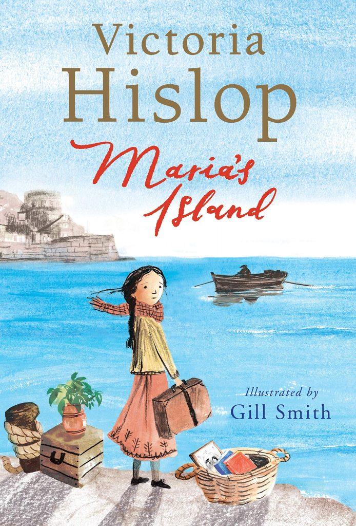 Brilliant New Children's Books for Summer 2021 - Victoria Hislop - Maria's Island