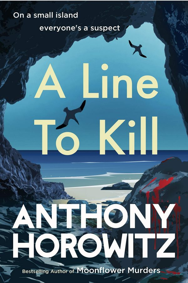 A Line to Kill by Anthony Horowitz