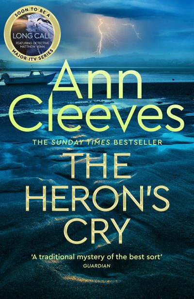The Heron's Cry by Ann Cleeves