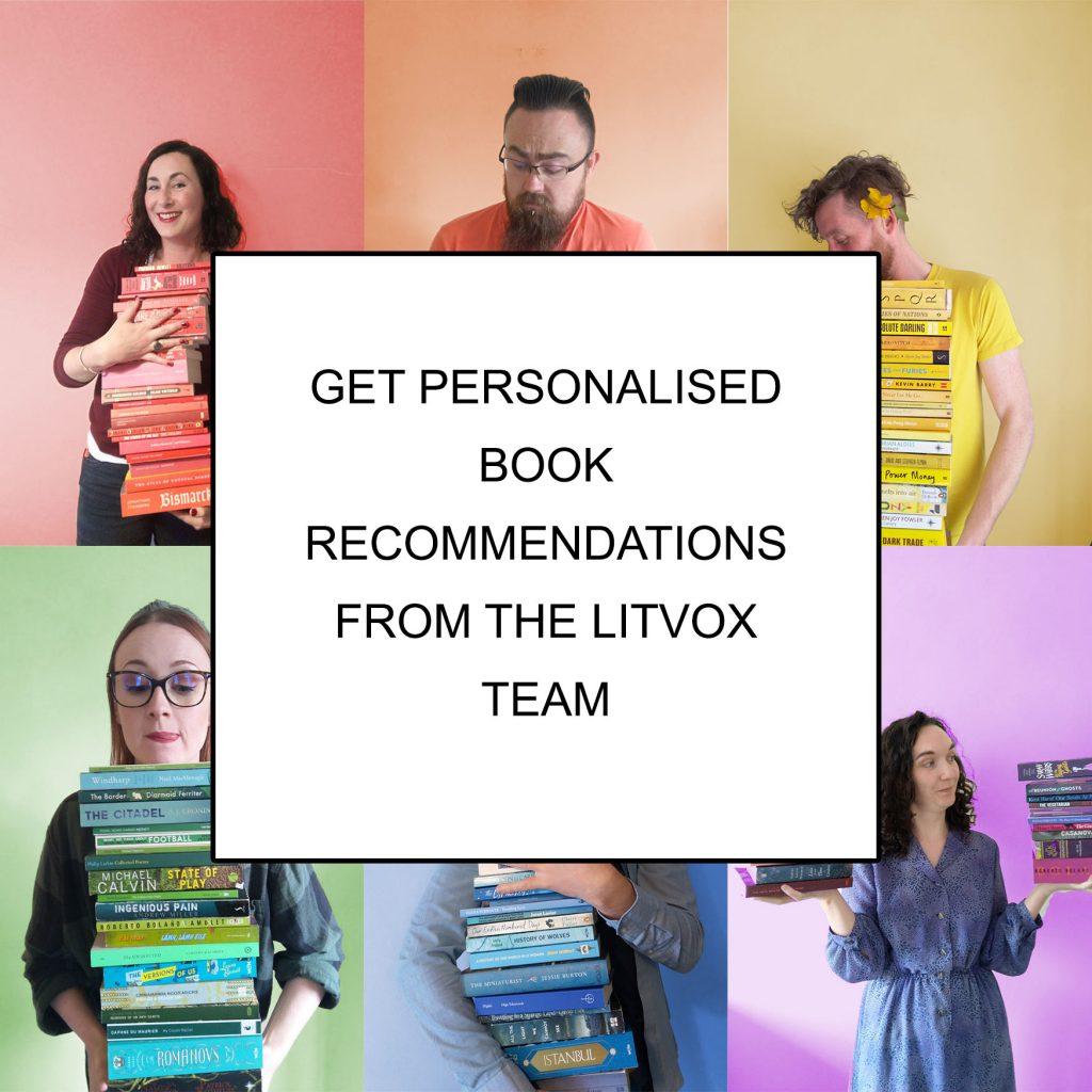 LitVox Irish Bookshop - Book Recommendations