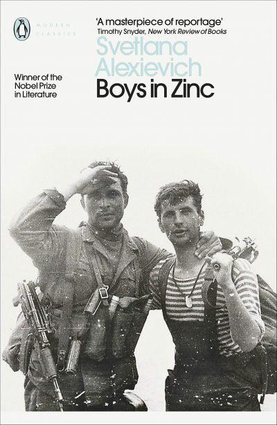 Boys in Zinc