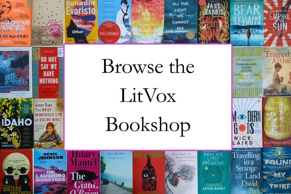 LitVox - Independent Irish Bookshop in Dublin