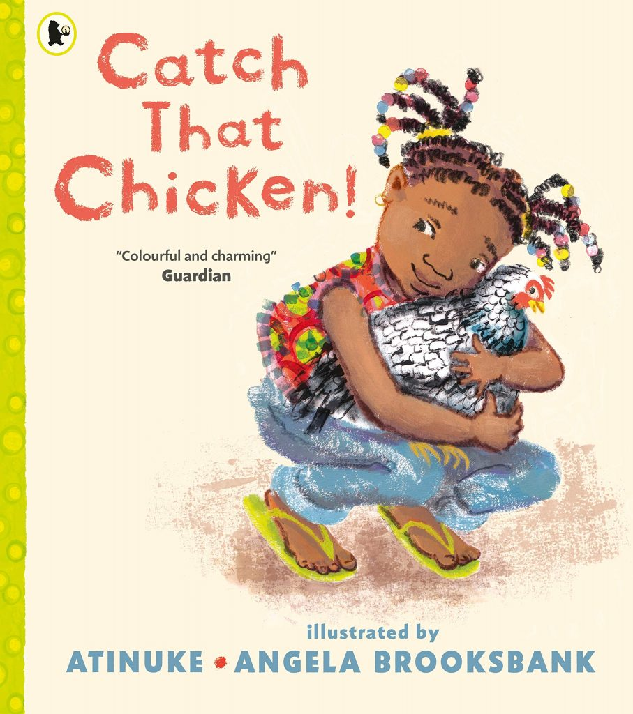 Picture Books for Summer! - Catch That Chicken!