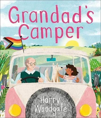 Picture Books for Summer! -Grandad's Camper