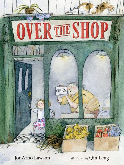 Picture Books for Summer! - Over the Shop