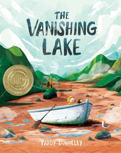 Picture Books for Summer!- The Vanishing Lake
