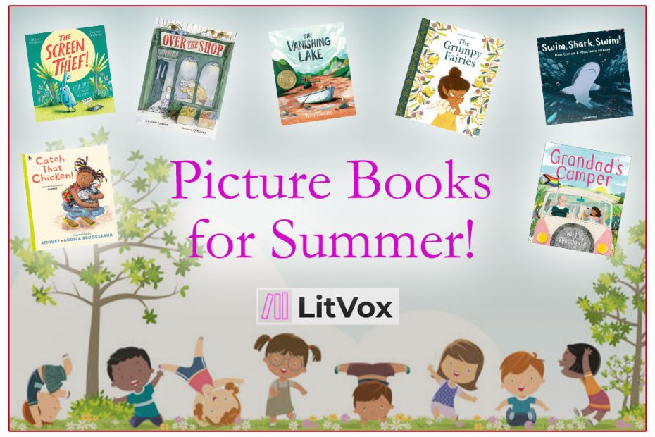 Picture Books for Summer!