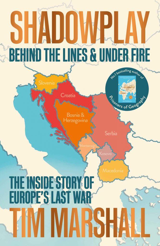 Shadowplay:The Inside Story of Europe's Last War