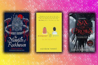 LitVox Book Gift Boxes - Teenage Fiction