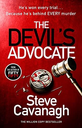 The Devil's Advocate by Steve Cavanagh