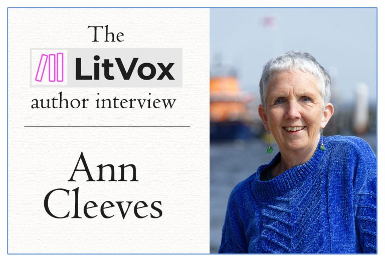 The LitVox Author Interview: Ann Cleeves
