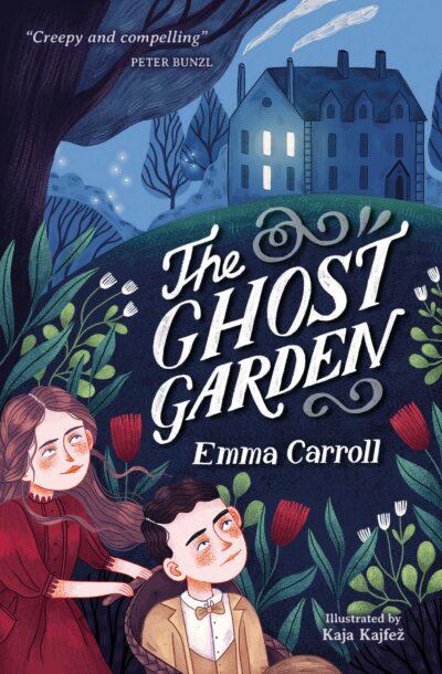 Emma Carroll - The Ghost Garden