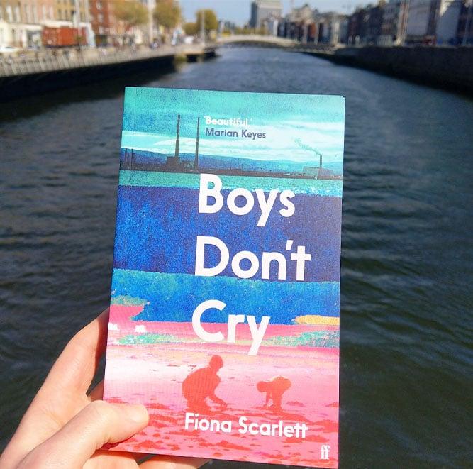 Boys Don't Cry by Fiona Scarlett