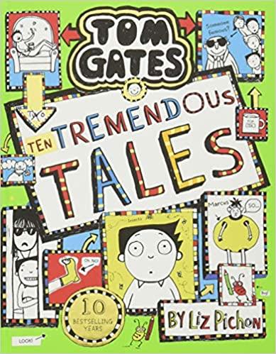 Tom Gates: Ten Tremendous Tales (#18)