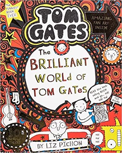 The Brilliant World of Tom Gates (#1)