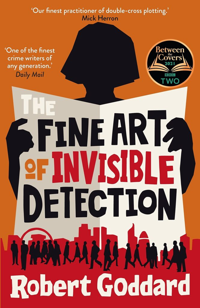 The Fine Art of Invisible Detection