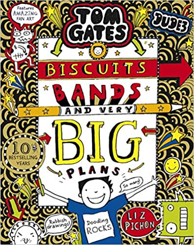 Tom Gates Biscuits, Bands and Very Big Plans (14)