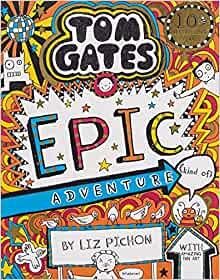 Tom Gates Epic Adventure (kind of) (13)