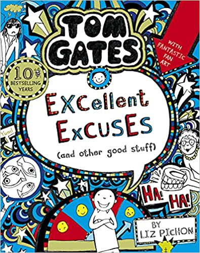 Tom Gates Excellent Excuses (And Other Good Stuff) (#2)