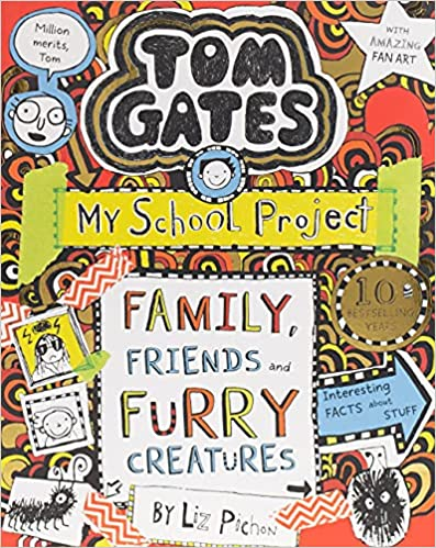 Tom Gates Family, Friends and Furry Creatures (12)