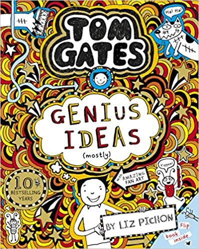 Tom Gates Genius Ideas (mostly) (#4)