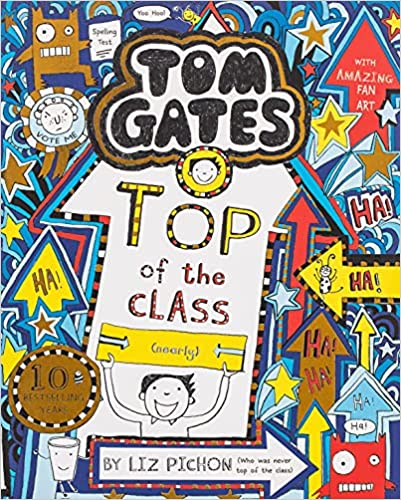 Tom Gates Top of the Class (Nearly) (#9)