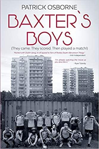 Baxter's Boys by Patrick Osborne