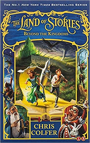 Beyond the Kingdoms (The Land of Stories #4) by Chris Colfer